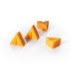 قند زعفرانی مثلثی