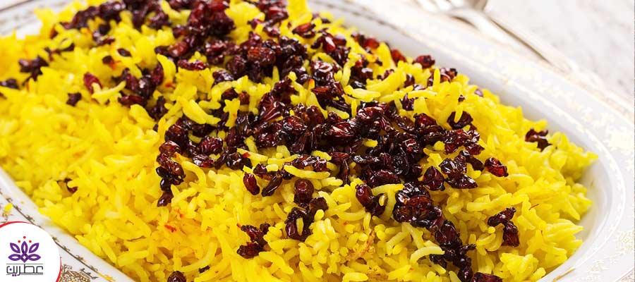طرز تهیه برنج در پلوپز
