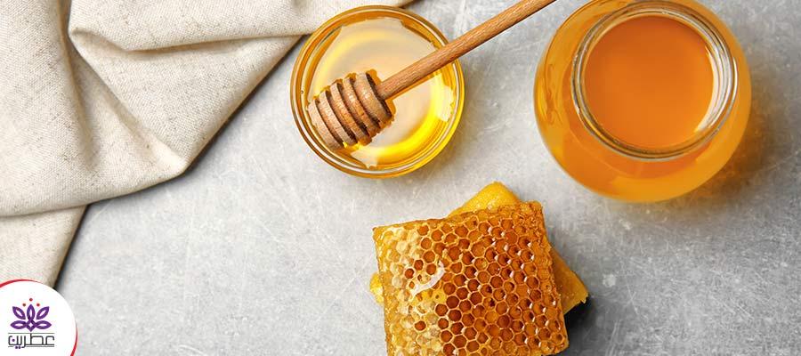 اهمیت مصرف عسل