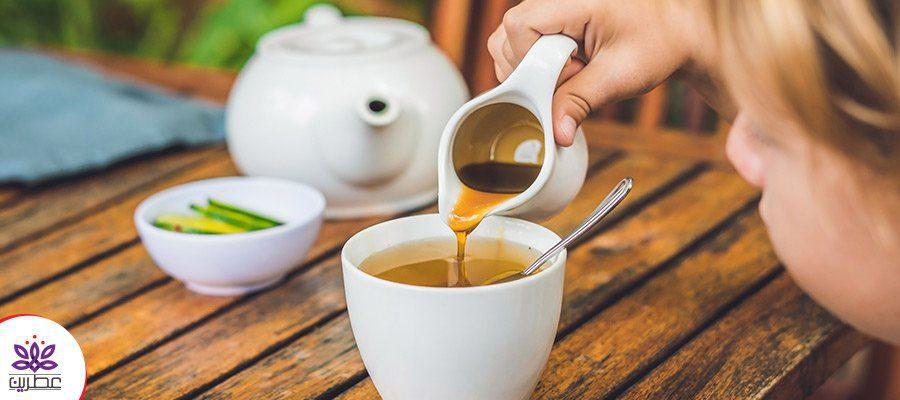 عسل برای رشد کودک