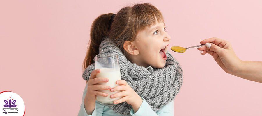 بهترین نوع عسل برای کودکان