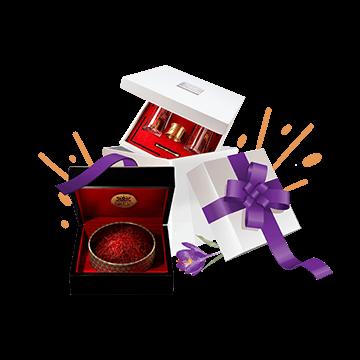 بستههای هدیهای (زعفران هدیه)