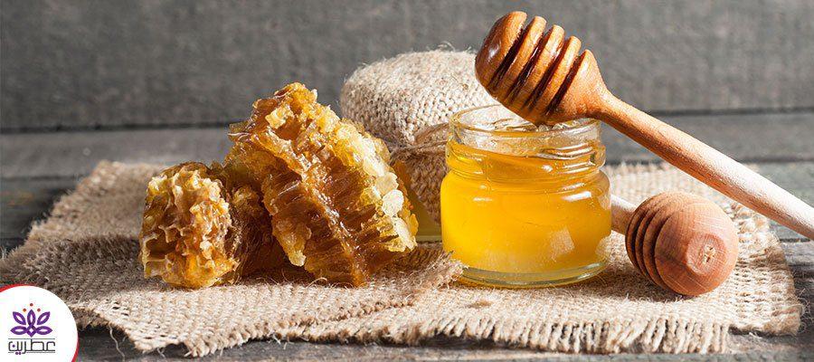 بهترین رنگ عسل طبیعی
