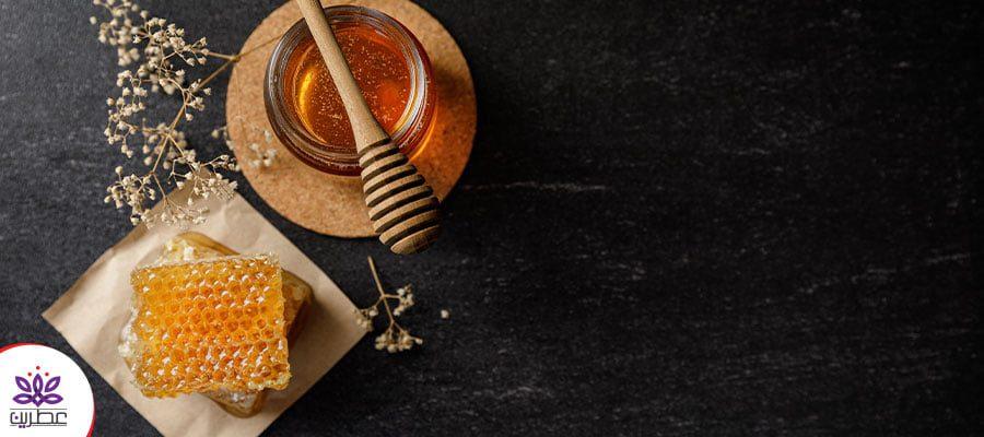 انواع رنگ عسل