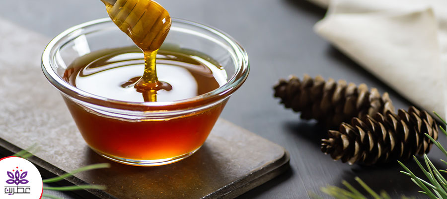 علت تغییر رنگ عسل